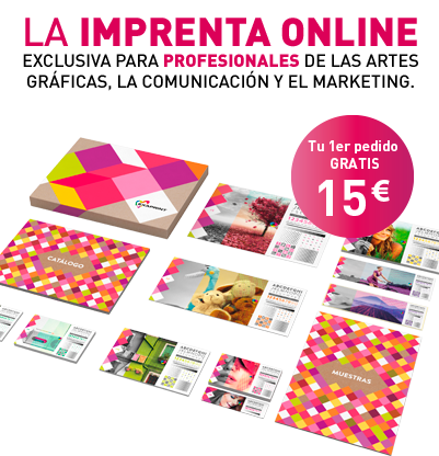 Regístrate en www.exaprint.es